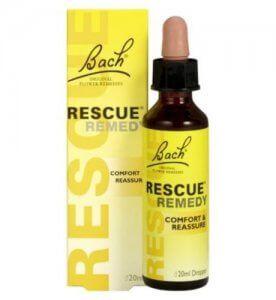 remedio de rescate bach